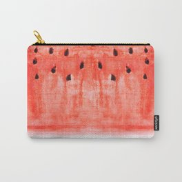 watermelon / watercolor Carry-All Pouch