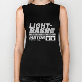 Light Dash Biker Tank