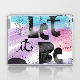 Let It Be.no.2 Laptop & iPad Skin