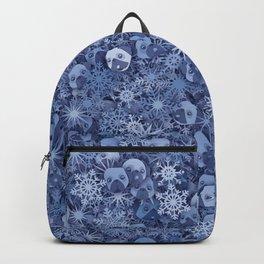 Snow pugs Backpack