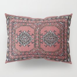 Traditional Rug - Pink Pillow Sham