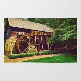 Gristmill - Charlottesville, Virginia Rug