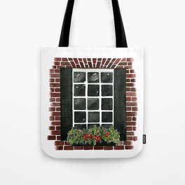 Old Town Window Tote Bag