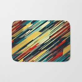 80's Sweater Bath Mat
