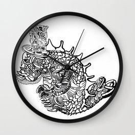 Underseadweller Wall Clock
