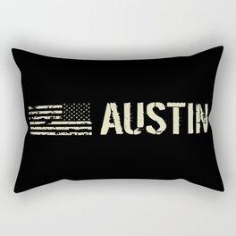 Black Flag: Austin Rectangular Pillow