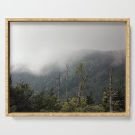 Tennessee Mountains Serving Tray
