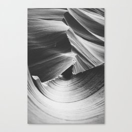 ANTELOPE CANYON XLII Canvas Print