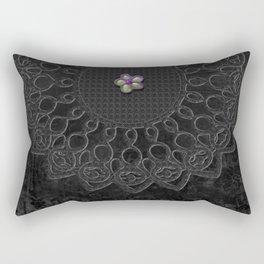 Emboss | To Mold Rectangular Pillow