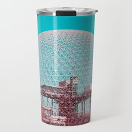 Surreal Montreal #6 Travel Mug