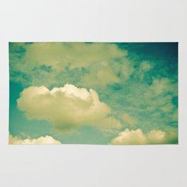 Cloud Study 1 Rug