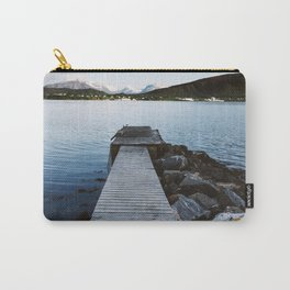 On The Other Side Of The River Carry-All Pouch