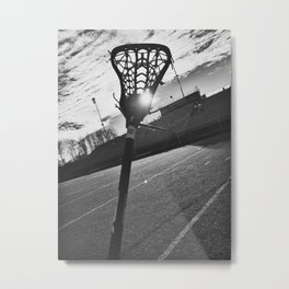 Laxin it up Metal Print
