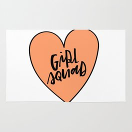 Girl Squad Rug