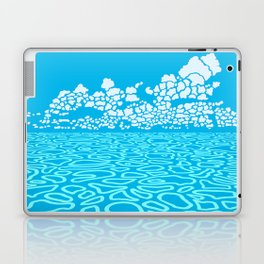 Tropical Ocean by Black Dwarf Designs Laptop & iPad Skin