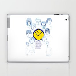 LEEDS UNITED 1972 Laptop & iPad Skin