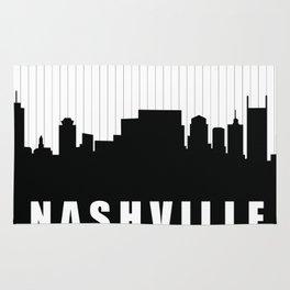 Nashville Skyline Rug