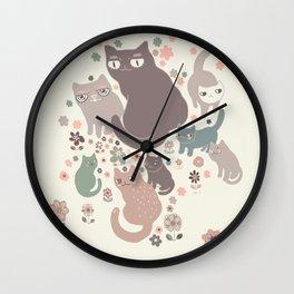 Cloweder Wall Clock