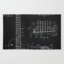 Gibson Guitar Patent Les Paul Vintage Guitar Diagram Rug
