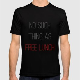 FREE LUNCH 2 T-shirt