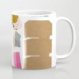 Paper Trail I  Coffee Mug