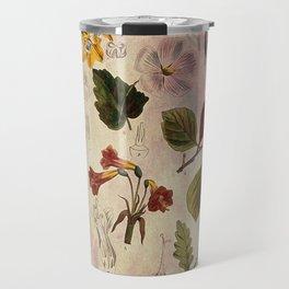 Botanical Study #1 Travel Mug