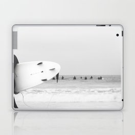 catch a wave II Laptop & iPad Skin