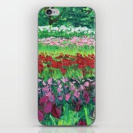 """""""May at the Carillon"""" iPhone Skin"""