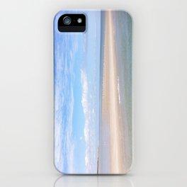 Cape Cod Sand Bar iPhone Case