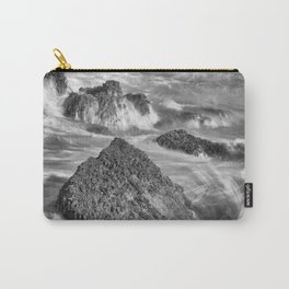 Around the Rocks Carry-All Pouch
