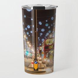 Christmas in London Travel Mug