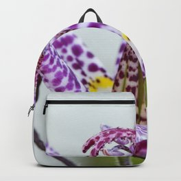 Toad Lily Side Perspective Backpack