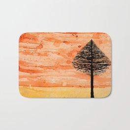 Tree Top. Bath Mat