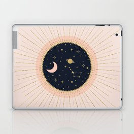 Love in Space Laptop & iPad Skin