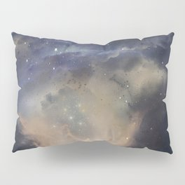 GOLD NEBULA Pillow Sham
