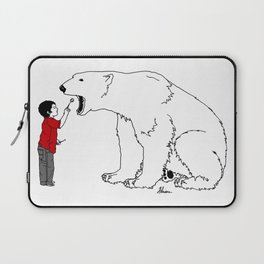 The Checkup Laptop Sleeve