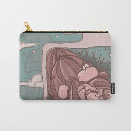 Lion and the Mouse Carry-All Pouch