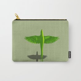 Parot (Global Warming) Carry-All Pouch