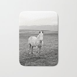 Appaloosa Horse | Western Art Bath Mat