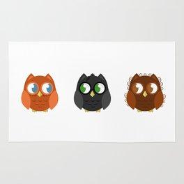 Owly Potter Rug