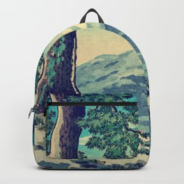 After the Snows in Sekihara Backpack