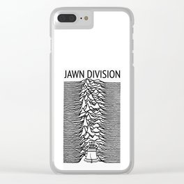 jåwn Clear iPhone Case
