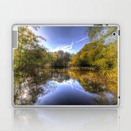 The Silent Pond Laptop & iPad Skin