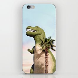 Cabazon iPhone Skin