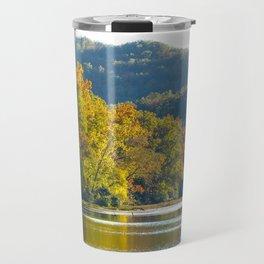 Autumn Sunshine Travel Mug