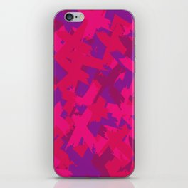 Berry attack iPhone Skin
