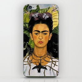 NECKLACE OF THORNS iPhone Skin