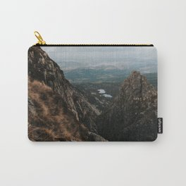 Giant Mountains - Landscape and Nature Photography Carry-All Pouch