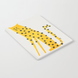 Speedy Cheetah Notebook