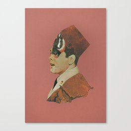 Cardinal Sin Canvas Print